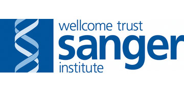 Logo for Wellcome Trust Sanger Institute